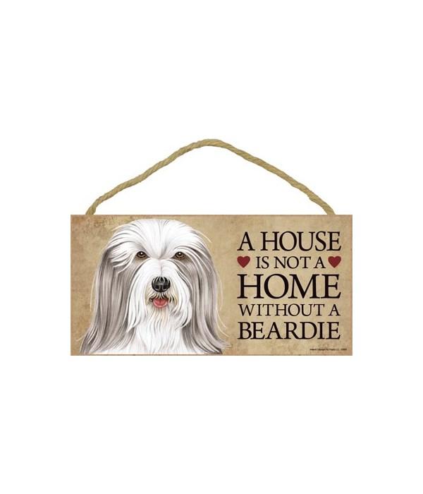 Beardie (Bearded Collie) House 5x10