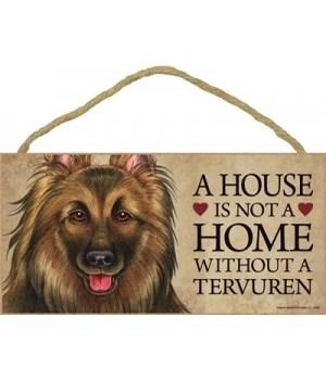 (Belgian) Tervuren House 5x10
