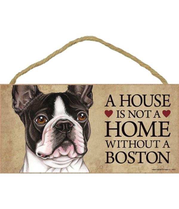 Boston (Terrier) House 5x10
