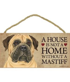 (Bull) Mastiff House 5x10