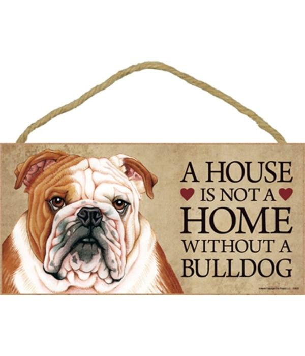 Bulldog House 5x10