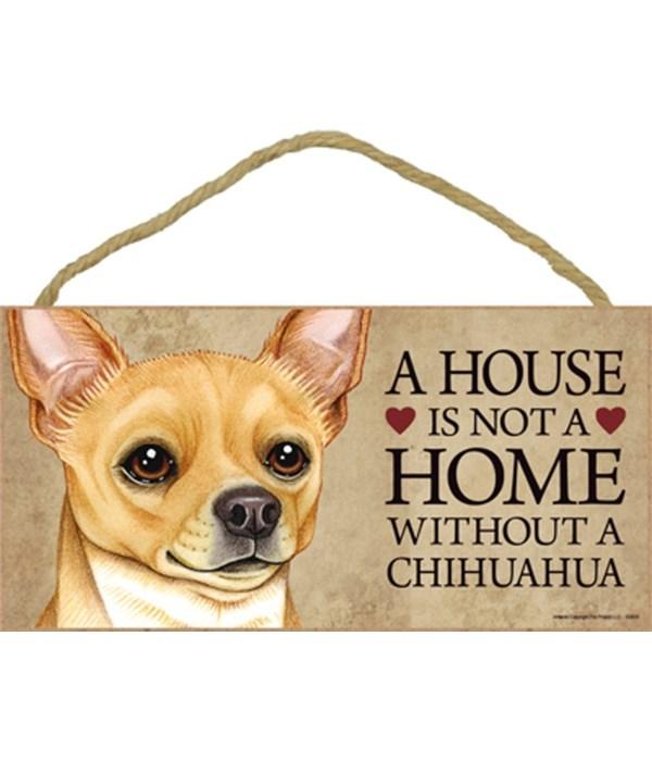 Chihuahua (Tan) House 5x10