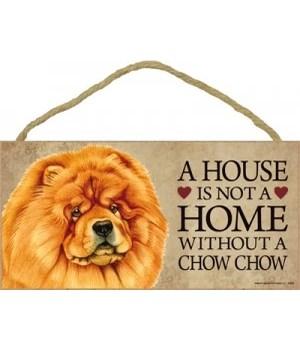 Chow chow House 5x10