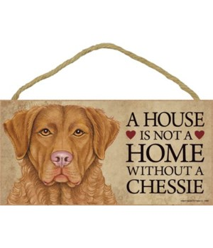 Chessie (Chesapeake Bay Retriever) House
