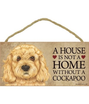 Cockapoo House 5x10