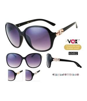 Women's VOX PC w/Rhinestones Sunglass