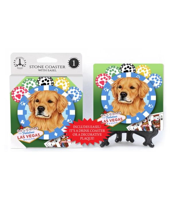 Beagle - Vegas Dog Coaster