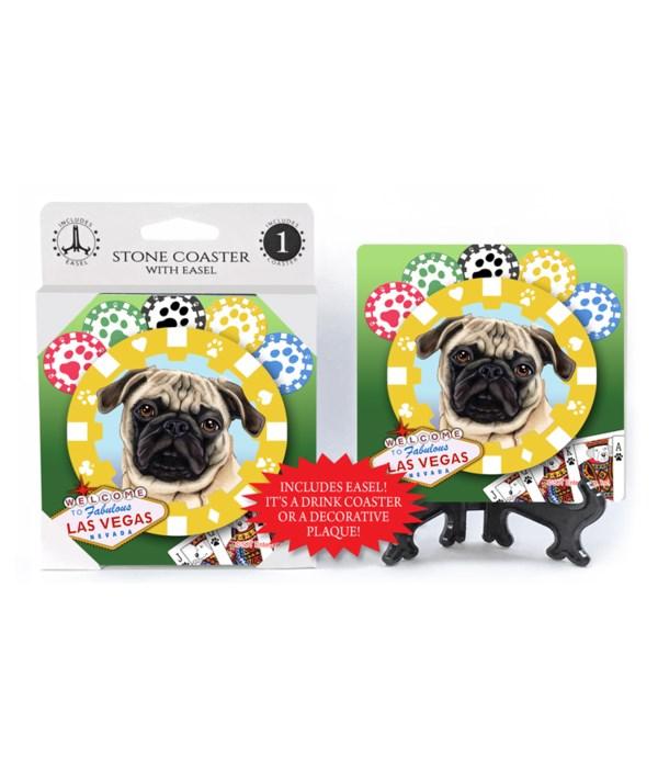 Pug (Black/Tan) - Vegas Dog