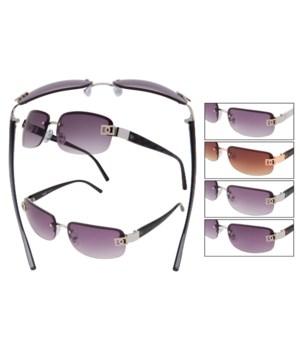 VOX Metal Fashion Sunglasses
