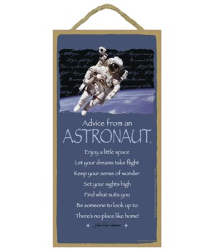 Advice from an Astronaut 5x10