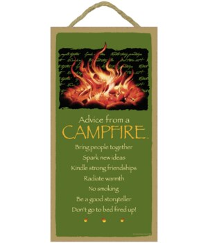 Advice from a Campfire 5x10