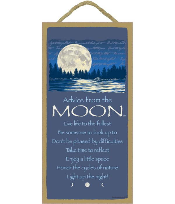*Advice from the Moon 5x10