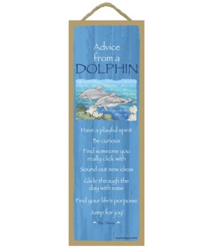Advice from a Dolphin 5x15