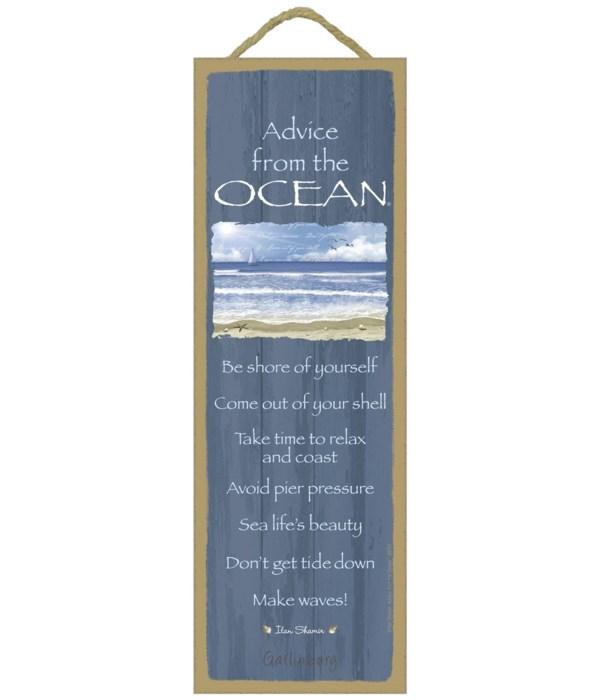 Advice from the Ocean 5x15