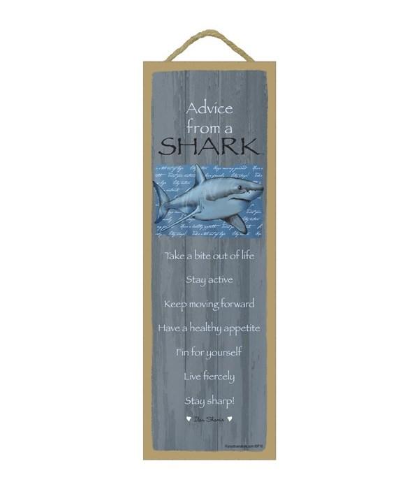 Advice from a Shark 5x15