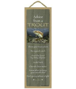 Advice from a Trout 5x15