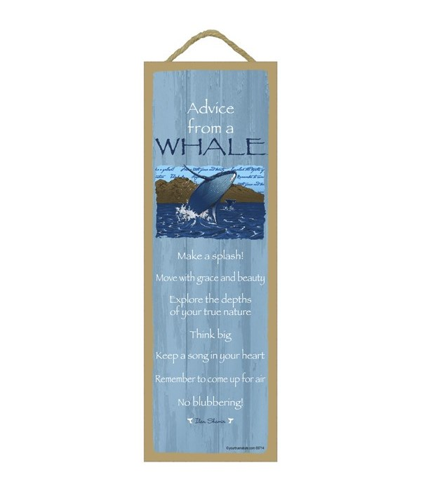 Advice from a Whale 5x15