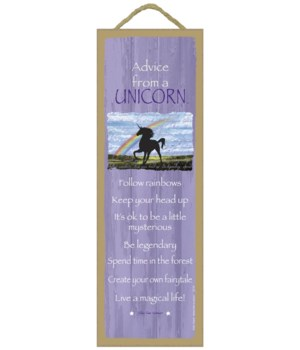 Advice from a Unicorn 5x15