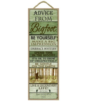 Advice from Bigfoot 5x15 Plank