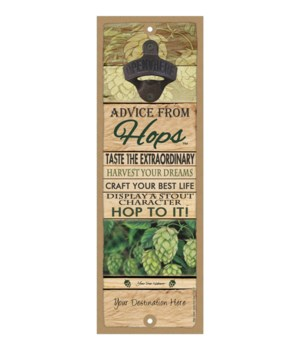 Advice from Hops - PS-Bottle Opener