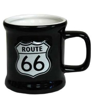 R66 Ceramic Relief Mug 10oz