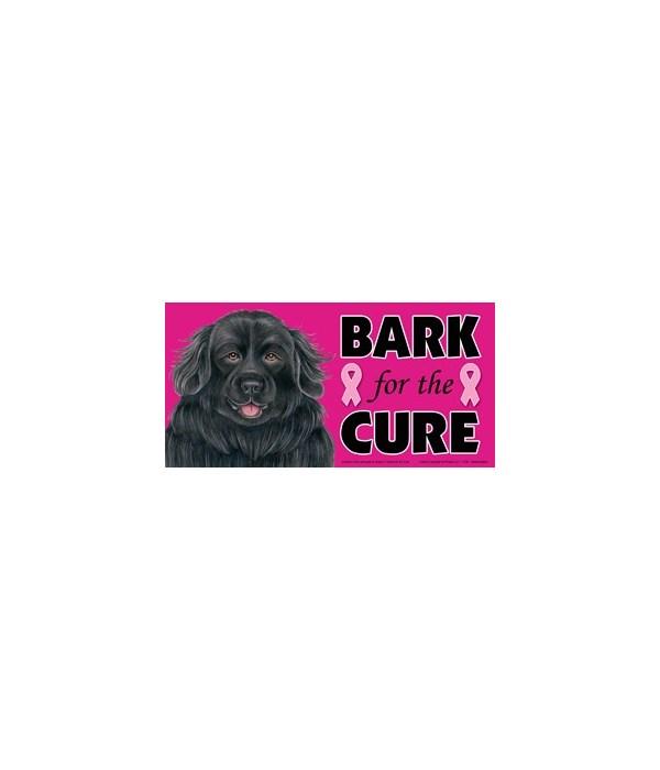 Bark for the Cure Newfoundland  4x8 Car