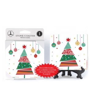 Christmas tree - simple triangles and or