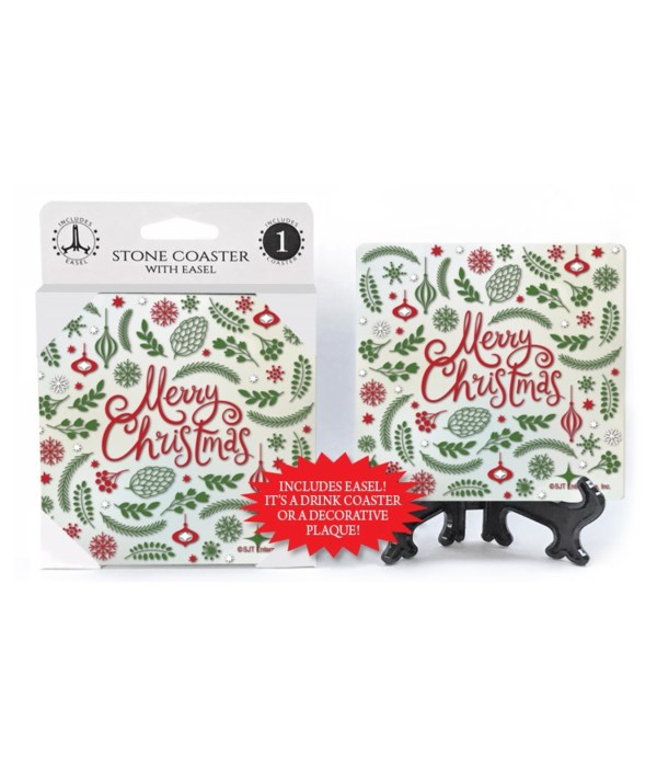 Merry Christmas - Pine themed patterns w