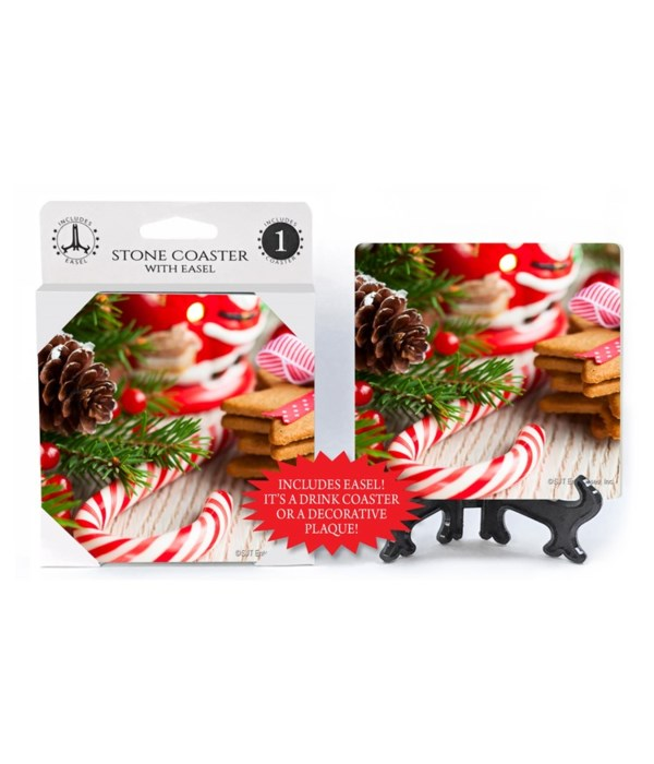 Christmas theme - Candy Cane, ginger bre