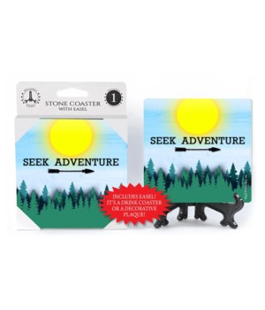 Seek Adventure - Sun and Forest Coaster