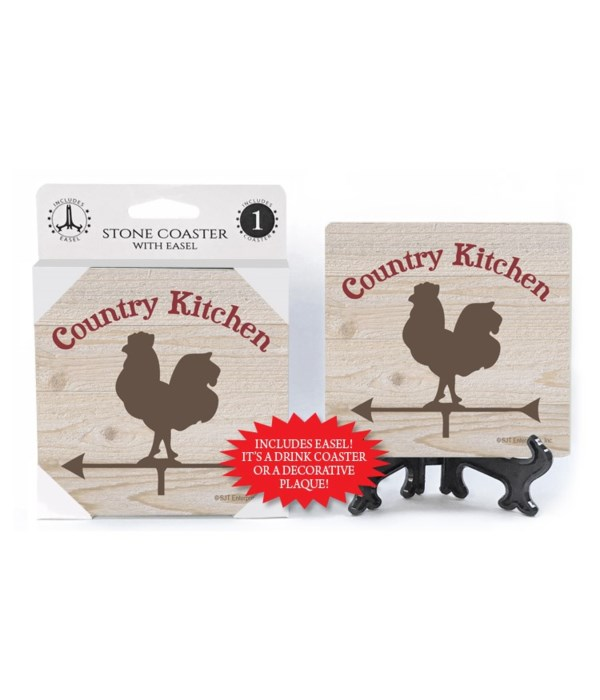 Country Kitchen Coaster