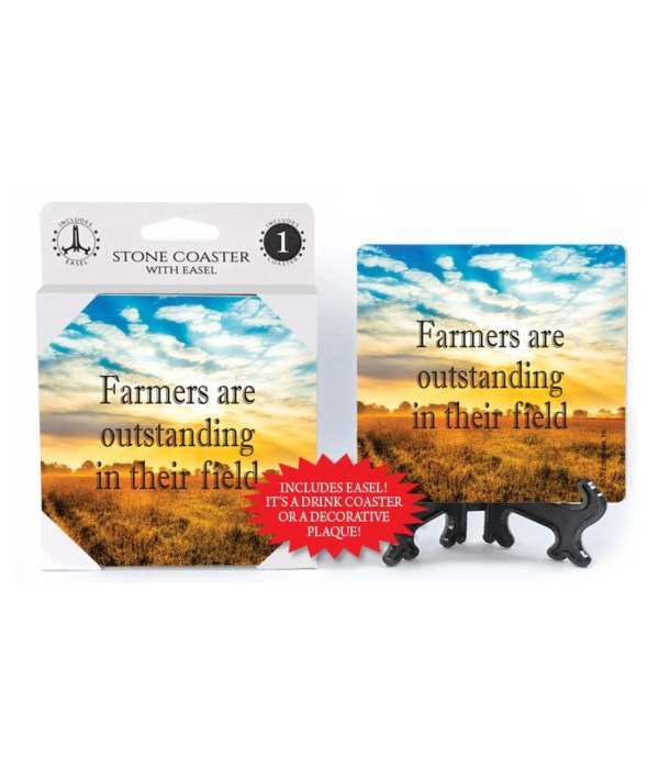 Farmers are outstanding in their field C