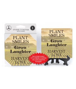 Plant Smiles - Grow Laughter - Harvest L