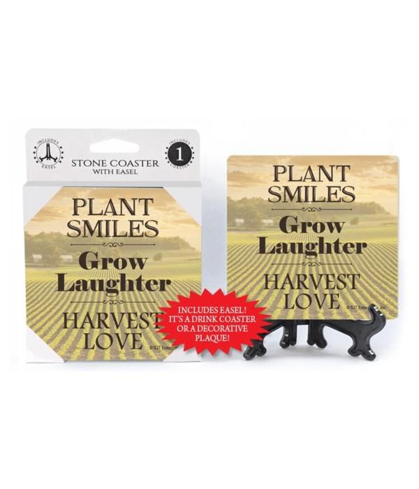 Plant Smiles - Grow Laughter - Harvest L