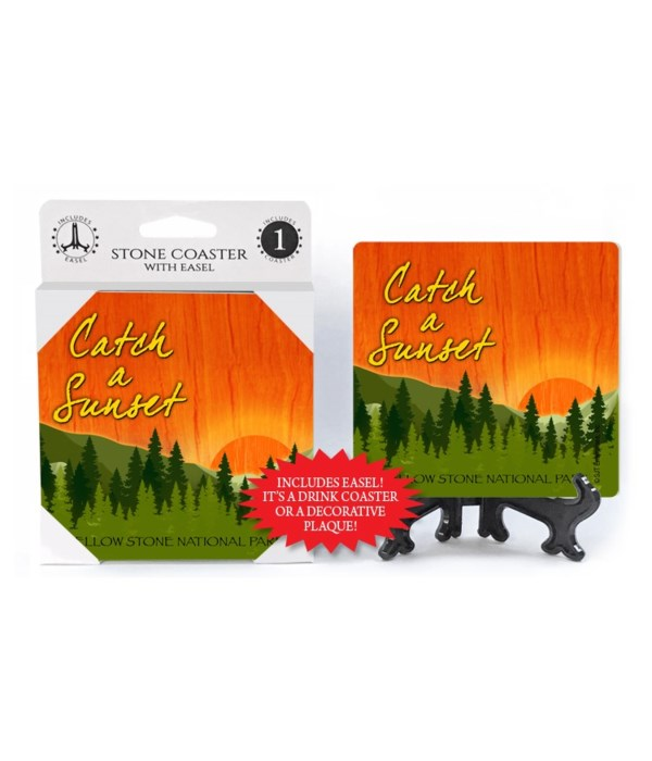 Catch a Sunset - Mountains Coaster