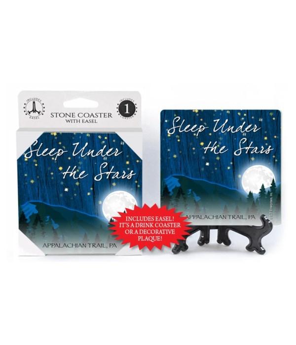 Sleep Under the Stars - Mountains Coaste