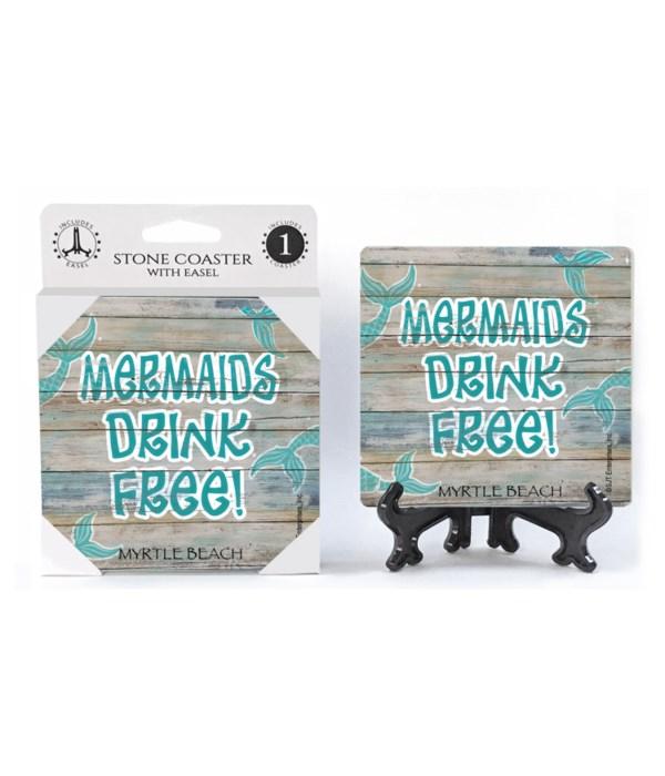 Mermaids drink free! aqua mermaid tails