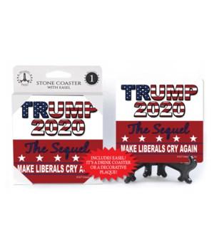 Trump - 2020 - The Sequel - Make liberal