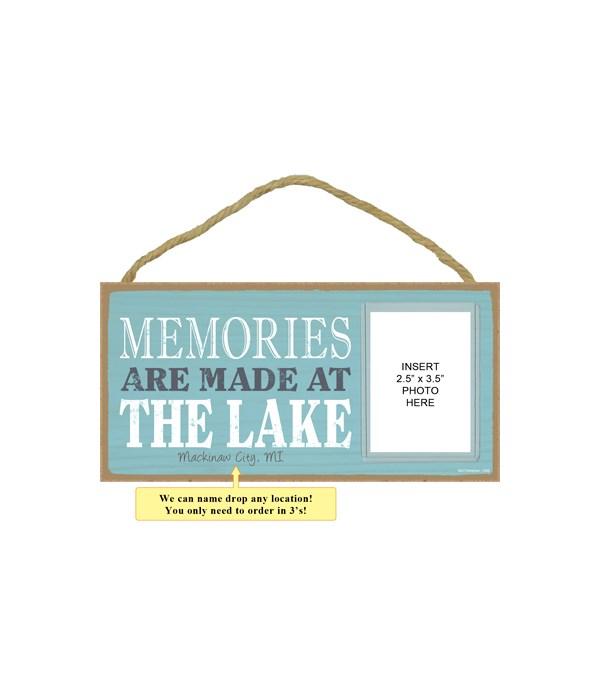 Memories are made at the lake