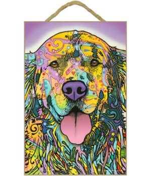 Golden Retriever - Silence 7x10 Russo