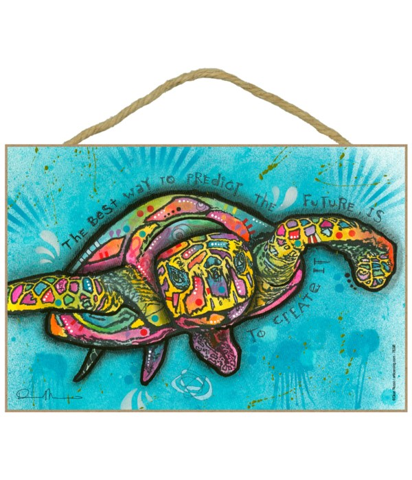 Sea Turtle  (H)- The best way to predict