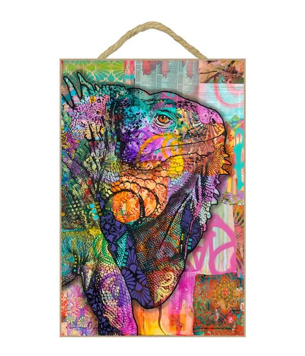 Iguana (V)   DR 7x10.5