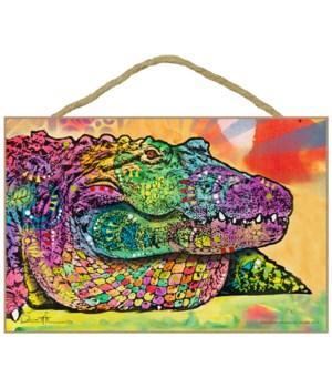 Crocodile (H)   DR 7x10.5