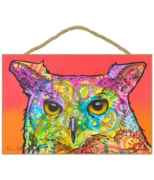 Red Owl   (H) DR 7x10.5
