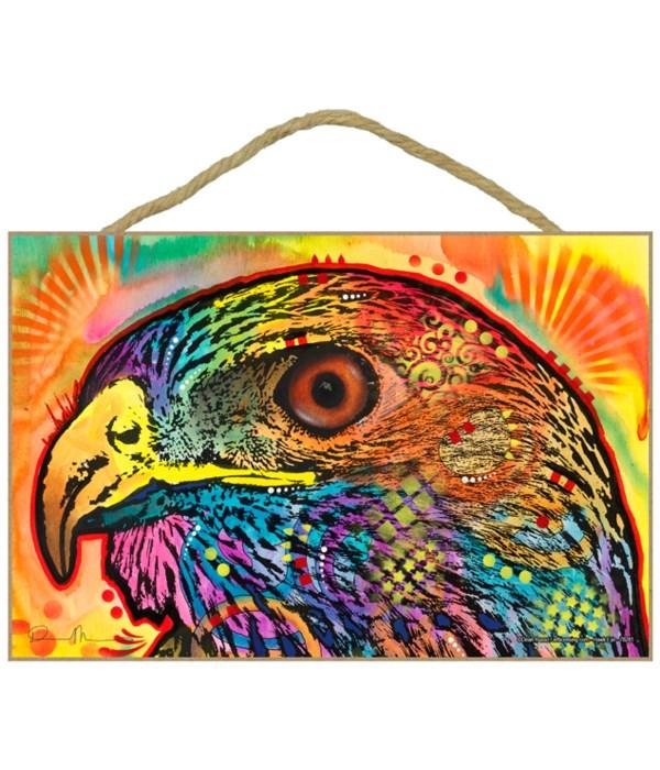 Hawk eye   (H) DR 7x10.5