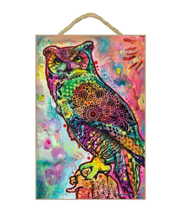 Wise Owl   (V) DR 7x10.5