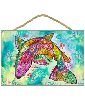 Rainbow trout (H)   DR 7x10.5