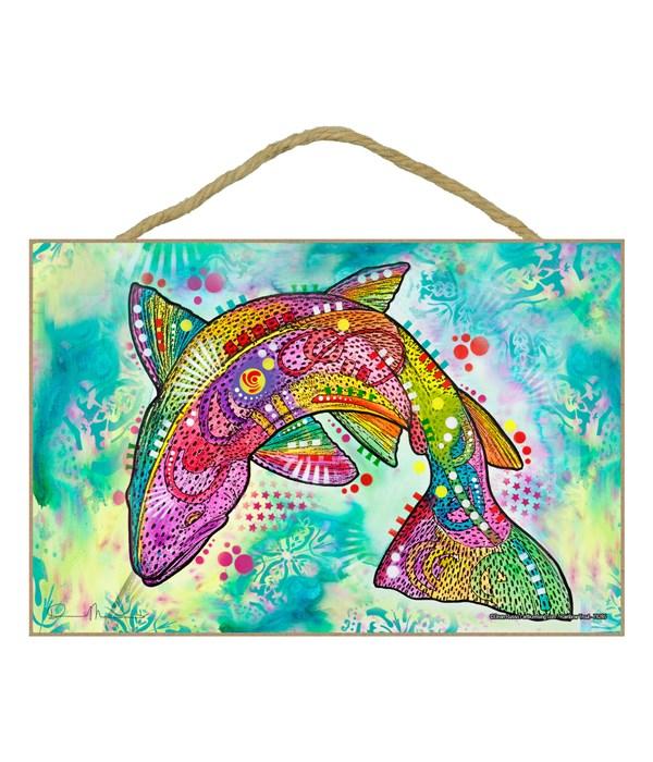 Rainbow trout (H)   DR 7x10.5