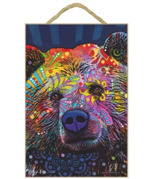 Grizzly Bear (V)  DR 7x10.5