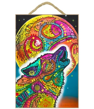 Howling Wolf  (V)  DR 7x10.5